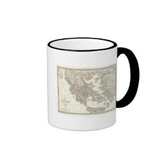 Grece ancienne - Ancient Greece Ringer Mug