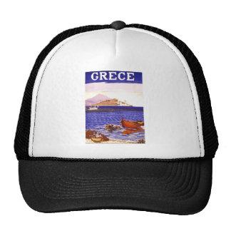 grece Grecia Gorras De Camionero