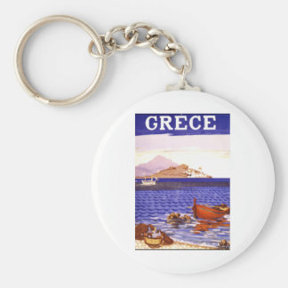 grece Greece Key Chains