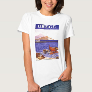 grece Greece T Shirts