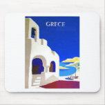 grece vintage mousepad