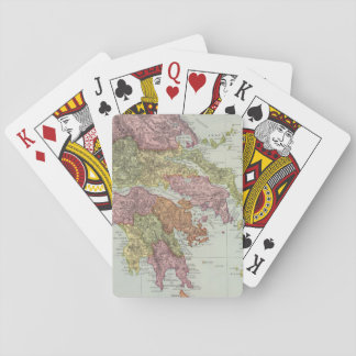 Grecia 4 2 baraja de cartas