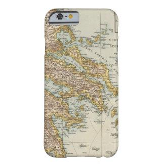 Grecia 4 funda para iPhone 6 barely there