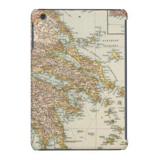 Grecia 4 fundas de iPad mini retina