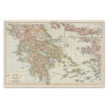 Grecia 4 papel de seda pequeño