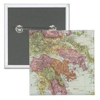 Grecia 4 pin cuadrada 5 cm