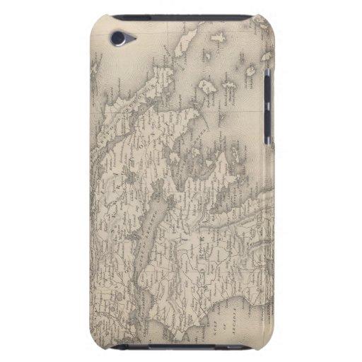 Grecia 7 iPod Case-Mate funda