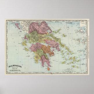 Grecia 7 póster