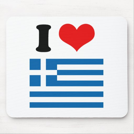 Grecia Alfombrilla De Ratones