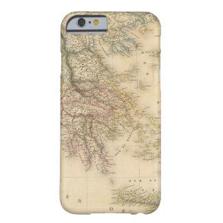 Grecia antigua 3 funda barely there iPhone 6