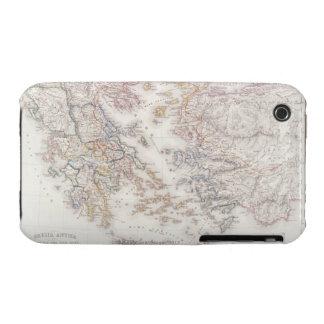 Grecia antigua funda para iPhone 3