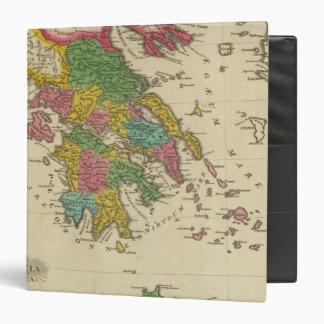 """Grecia Antiqua Carpeta 1 1/2"""""""