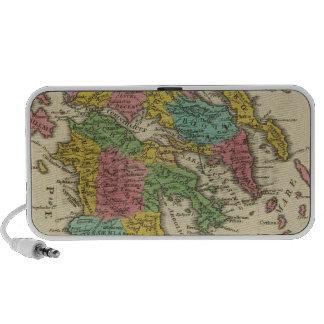 Grecia Antiqua Laptop Altavoz