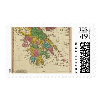 Grecia Antiqua Postage Stamps