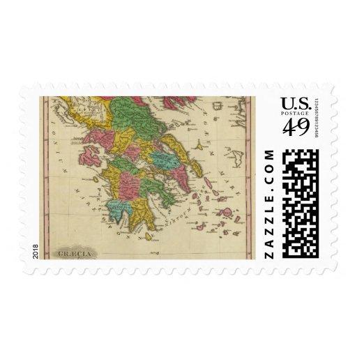 Grecia Antiqua Stamps