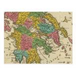 Grecia Antiqua Tarjeta Postal