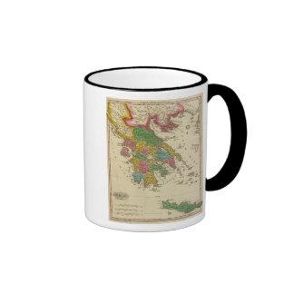 Grecia Antiqua Taza De Café