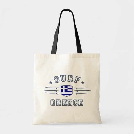 Grecia Bolsa Tela Barata