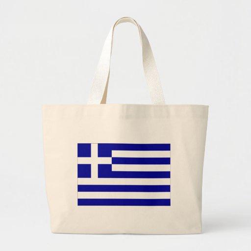 Grecia Bolsa Tela Grande