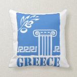 Grecia Cojín Decorativo