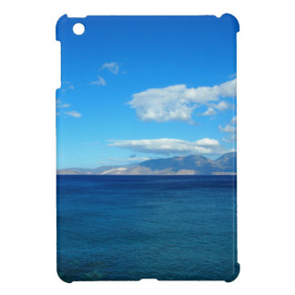 Grecia, Creta - una vista del golfo de Mirabello.