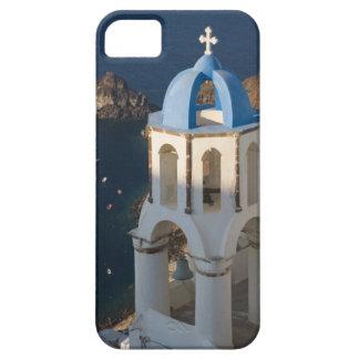 Grecia e isla griega de la ciudad de Santorini de  iPhone 5 Cobertura