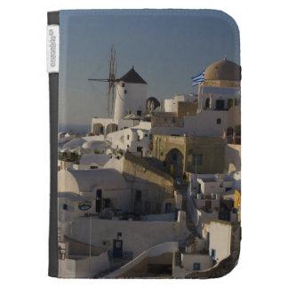 Grecia e isla griega de la ciudad de Santorini de