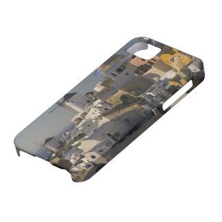 Grecia e isla griega de la ciudad de Santorini de  iPhone 5 Case-Mate Protector