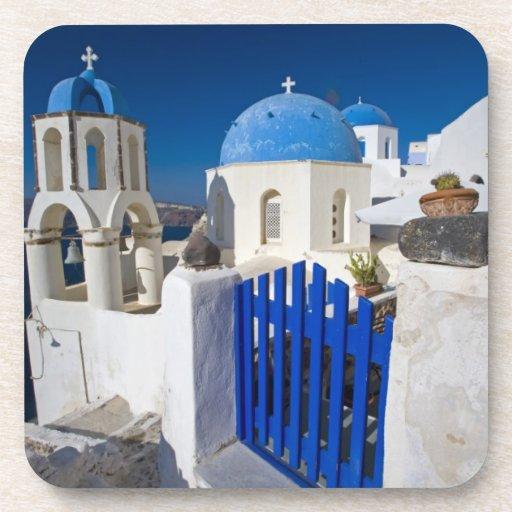 Grecia e isla griega de la ciudad de Santorini de  Posavaso