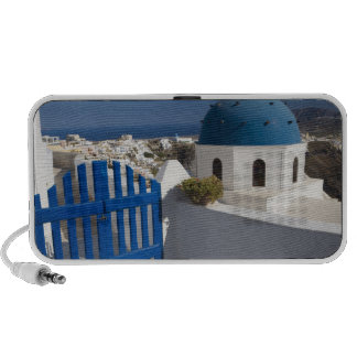 Grecia e isla griega de Santorini del iPod Altavoces