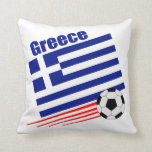 Grecia - equipo de fútbol cojines