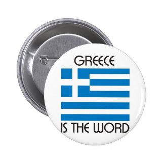 Grecia es la palabra pin