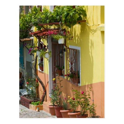 GRECIA, islas del Egeo del noreste, LESVOS Postales