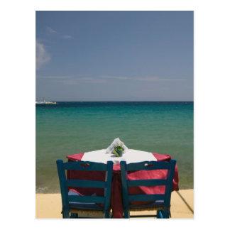 GRECIA, islas del Egeo del noreste, SAMOS, 2 Postales