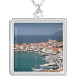 GRECIA, islas del Egeo del noreste, SAMOS, 3 Colgante Cuadrado