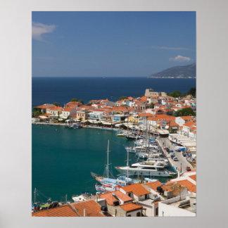 GRECIA, islas del Egeo del noreste, SAMOS, 3 Impresiones