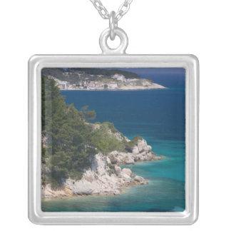 GRECIA, islas del Egeo del noreste, SAMOS, 6 Colgante Cuadrado