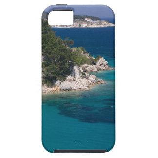 GRECIA, islas del Egeo del noreste, SAMOS, iPhone 5 Fundas