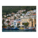 GRECIA, islas del Egeo del noreste, SAMOS, Postal