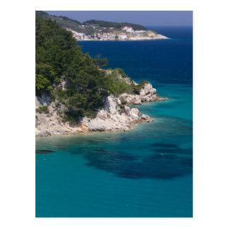 GRECIA, islas del Egeo del noreste, SAMOS, Tarjeta Postal