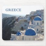 Grecia Mousepad Alfombrillas De Raton