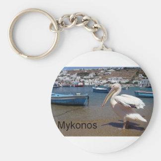 Grecia Mykonos PEDRO (St.K) Llaveros