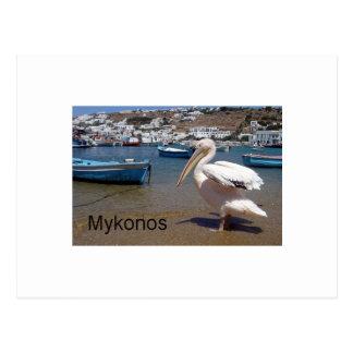 Grecia Mykonos PEDRO (St.K) Postales