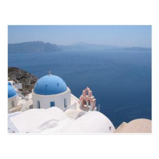 Grecia para siempre tarjeta postal