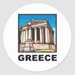 Grecia Pegatina