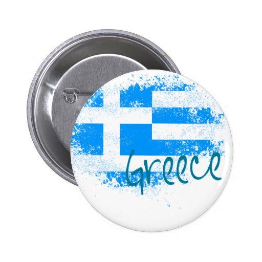 Grecia Pin Redondo De 2 Pulgadas