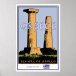 Grecia Poster