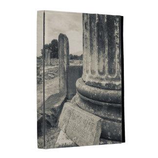 Grecia, ruinas de la ciudad antigua