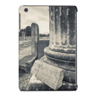 Grecia, ruinas de la ciudad antigua funda de iPad mini