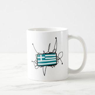Grecia Taza De Café